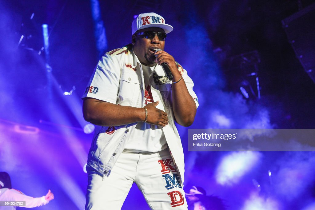 Kool Mo Dee performs onstage during the 2018 Essence Festival at the Mercedes-Benz Superdome on July 8, 2018 in New Orleans, Louisiana.