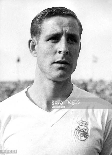 Kopa, Raymond *- Fussballspieler, Frankreich - Portrait - 1963
