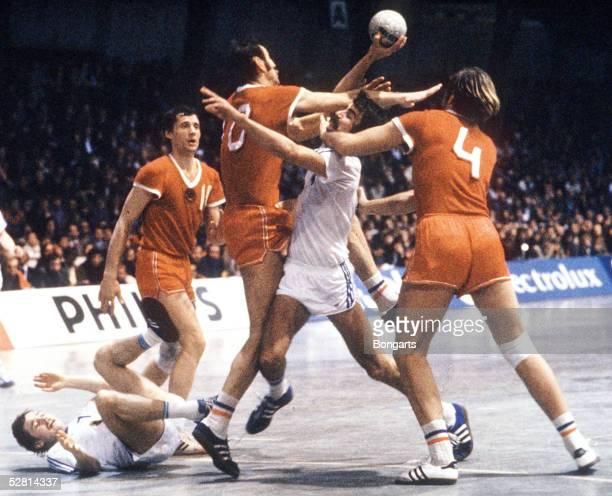 WM 1978 Kopenhagen DEUTSCHLAND RUSSLAND Heiner BRAND/GER