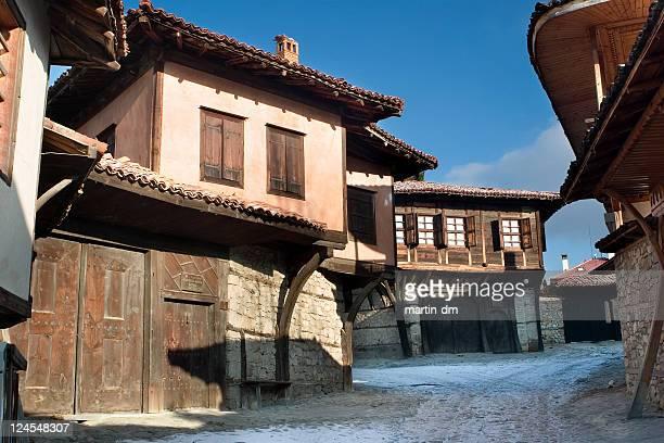 koprivshtitsa - bulgarije stockfoto's en -beelden