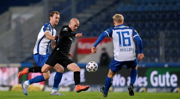 DEU: 1. FC Magdeburg v Hansa Rostock - 3. Liga