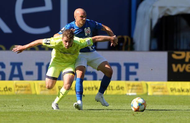 DEU: Hansa Rostock v FSV Zwickau - 3. Liga