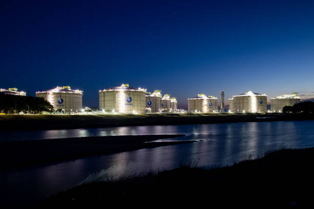 KOR: Kogas Samcheok LNG Facility As Cold Snap Pushes LNG and LPG Prices Up