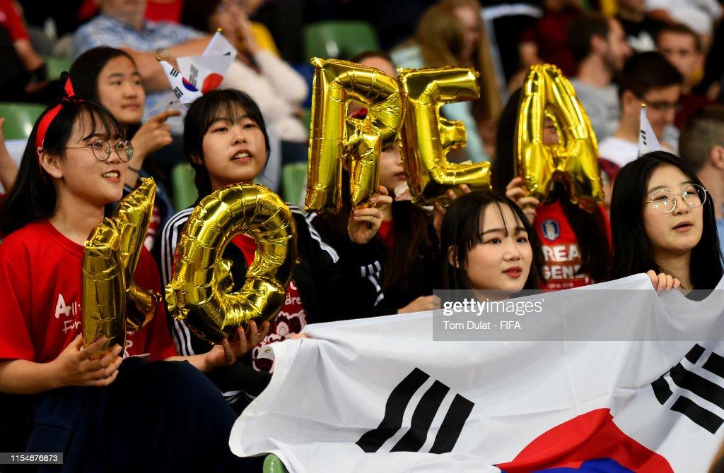 Korea Republic v Senegal: Quarter Final - 2019 FIFA U-20 World Cup : News Photo