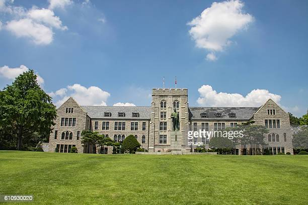 Korea university in Seoul, South Korea,Asia