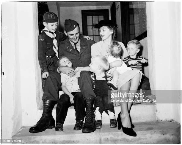 Korea Veteran 26 November 1951 Jerry Davis 9 yearsMajor Glenn L Davis 31 yearsGlenn Davis 4 yearsTerry Davis 3 yearsMrs Glenn DavisJo Anne Davis 13...