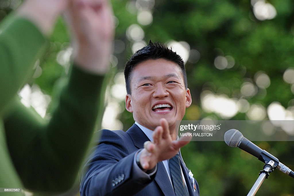 Korean American Lieutenant Dan Choi who : News Photo
