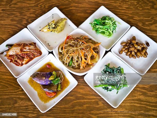 Korean Appetizer Dishes