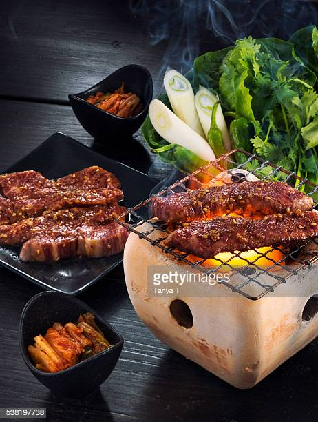 Korean Barbecue or Yakiniku