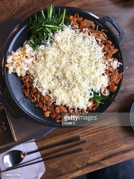 korean hot pan - 韓国文化 ストックフォトと画像