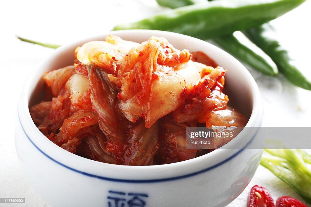 korean image,kimchi : Stock Photo