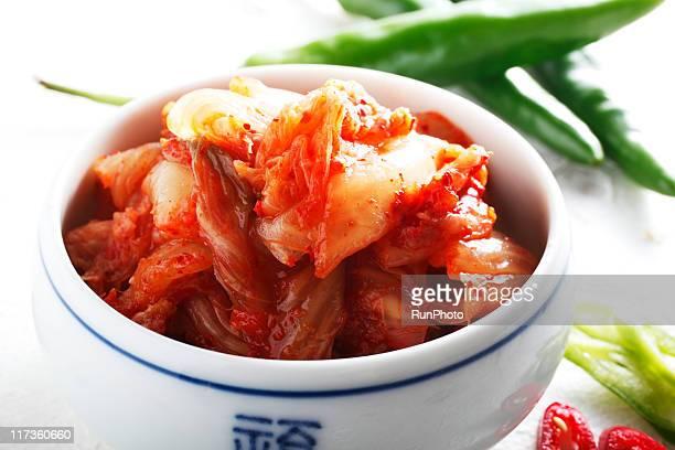 korean image,kimchi - キムチ ストックフォトと画像
