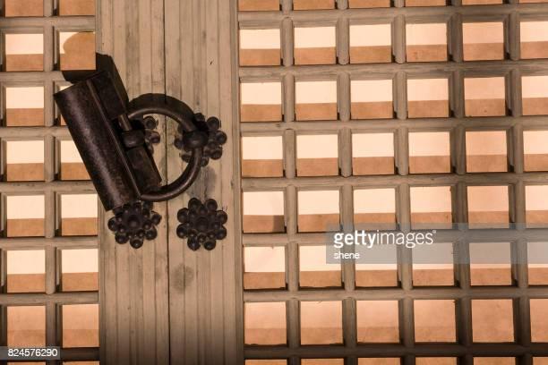Korean Old Style Doorlock