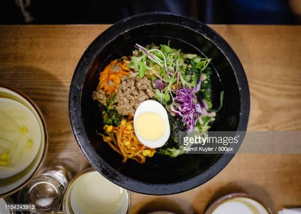 korean stone bowl - 大邱 ストックフォトと画像