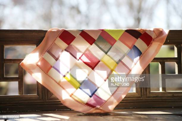 korean traditional cloth - patchwork stock pictures, royalty-free photos & images