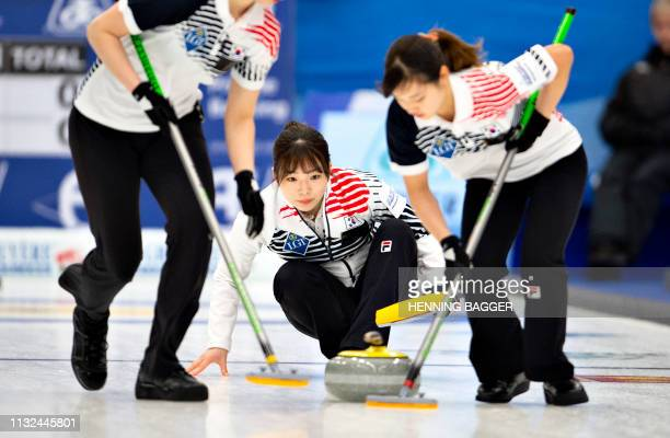 World Curling Championship Pictures and Photos - Getty Images