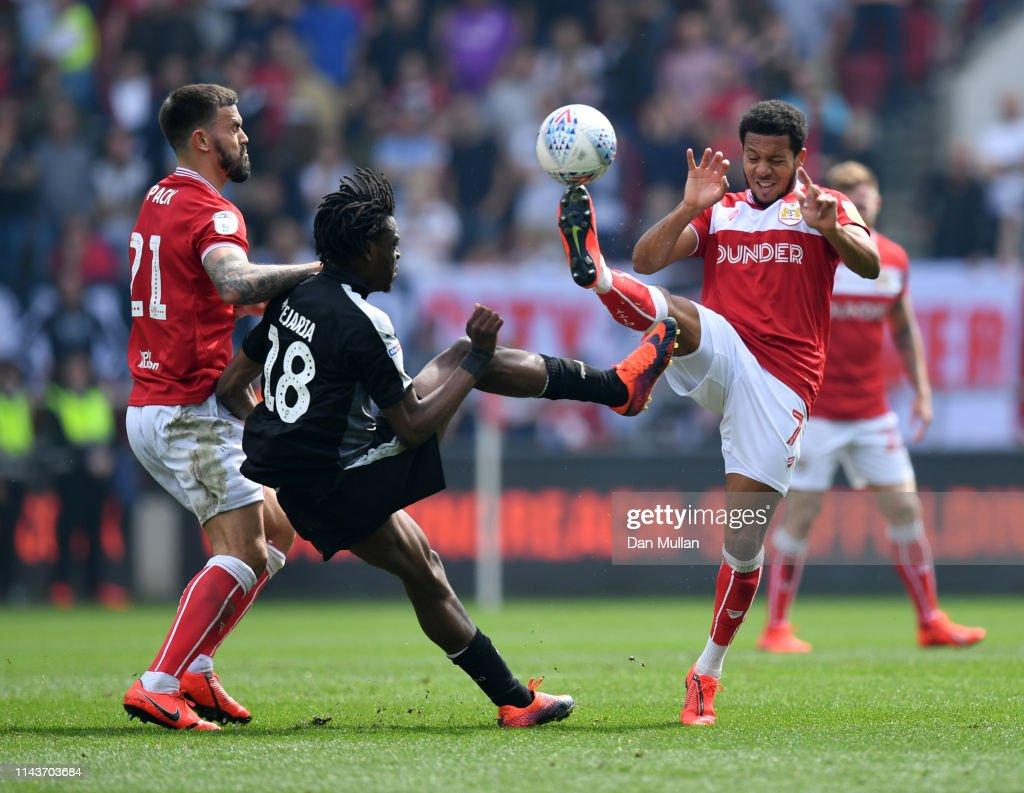 GBR: Bristol City v Reading - Sky Bet Championship