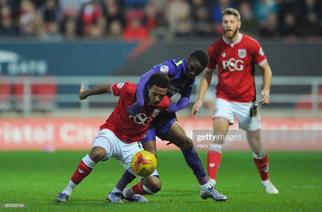 Bristol City v Charlton Athletic - Sky Bet Championship : News Photo
