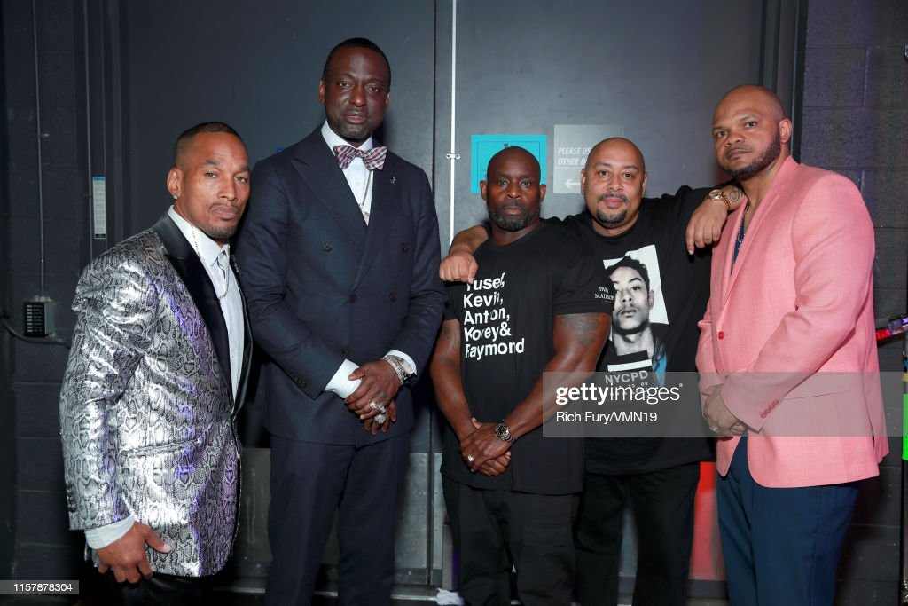 BET Awards 2019 - Backstage : News Photo