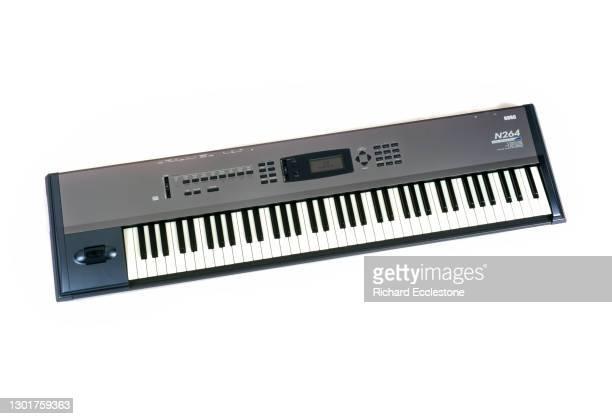 Korg N264 Music Workstation from 1996.