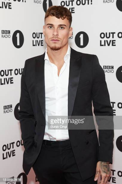 Kori Sampson attends BBC Radio 1 Out Out! Live 2021 at Wembley Arena on October 16, 2021 in London, England.