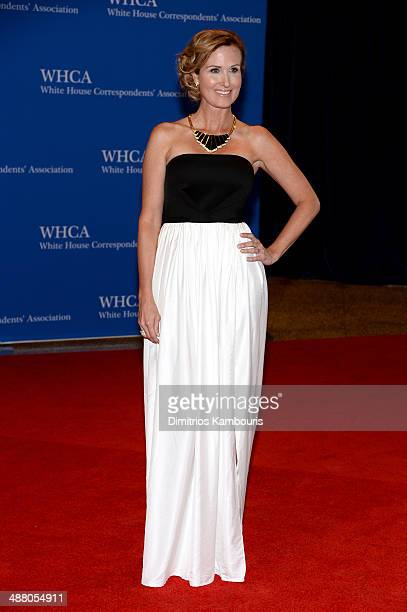 Korie Robertson attends the 100th Annual White House Correspondents' Association Dinner at the Washington Hilton on May 3 2014 in Washington DC