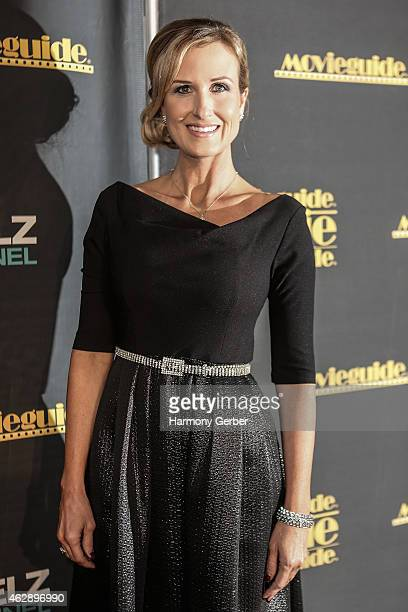 Korie Robertson attends the 23rd Annual MovieGuide Awards at Universal Hilton Hotel on February 6 2015 in Universal City California