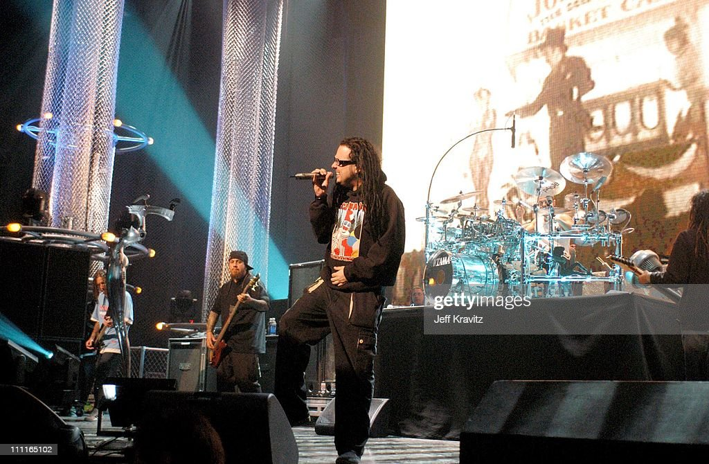 Korn Rehearses for MTV Icon Tribute to Metallica