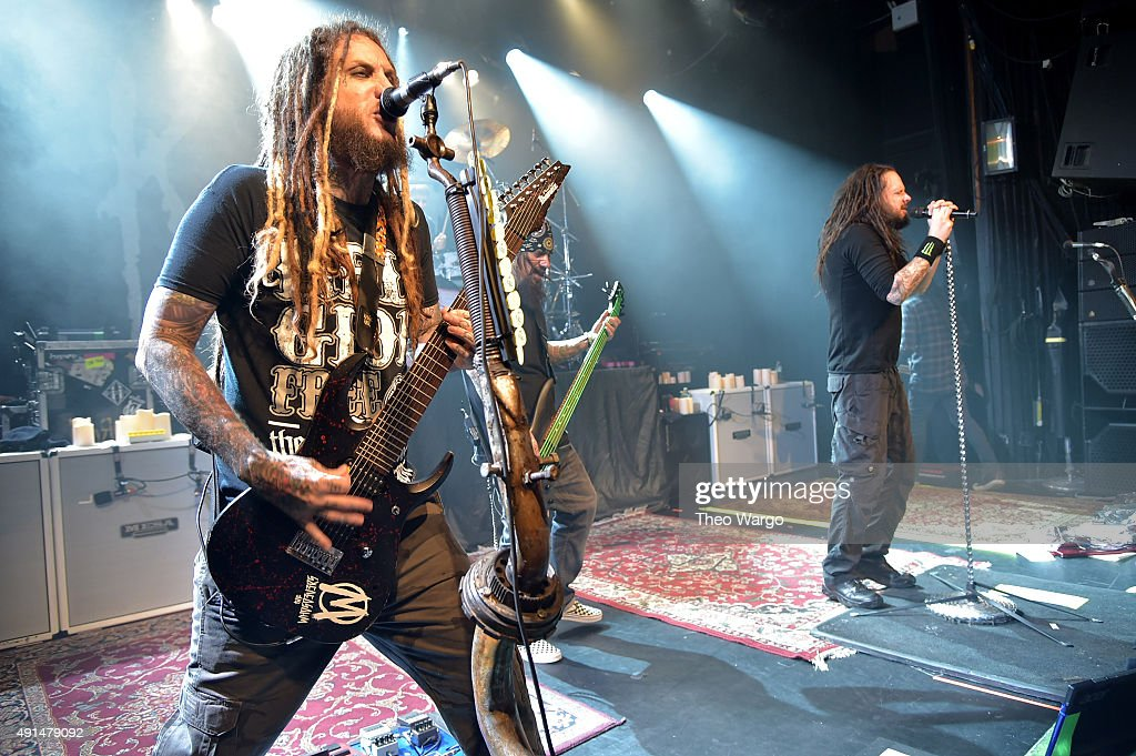 Korn 20th Anniversary Tour - New York, New York