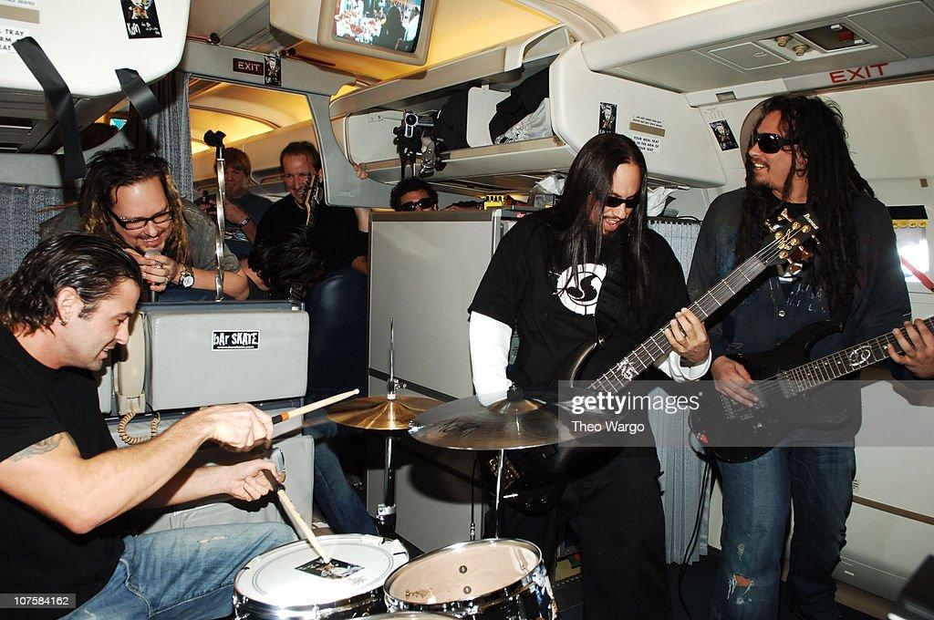 In Focus: Runway Rockers - Music Stars On Planes