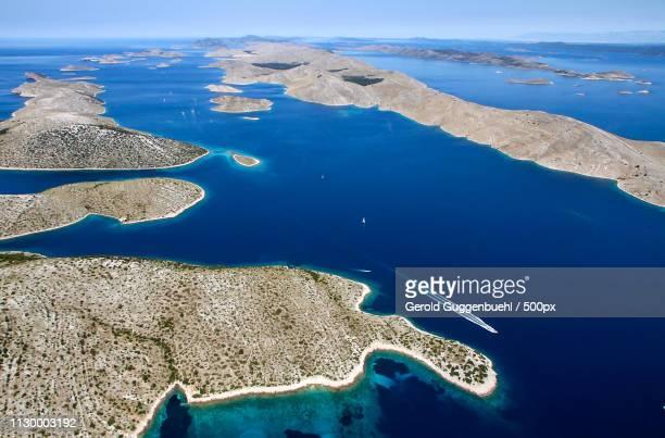 kornati islands of tears, stars and breath - gerold guggenbuehl stock-fotos und bilder