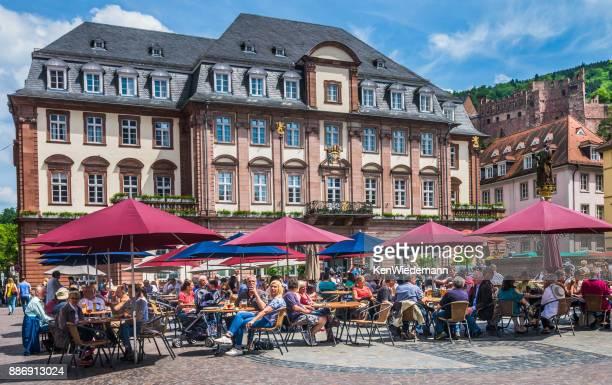 Kornmarkt - Heidelberg