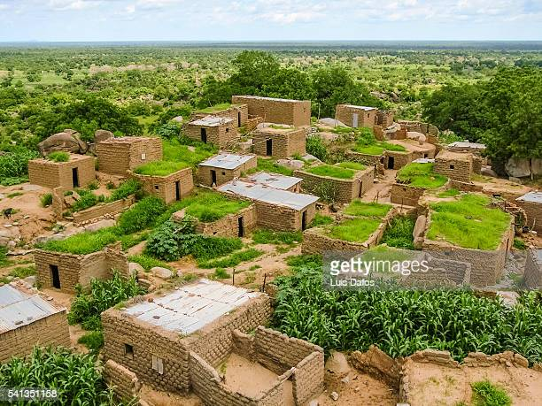 Koro village, Burkina Faso.
