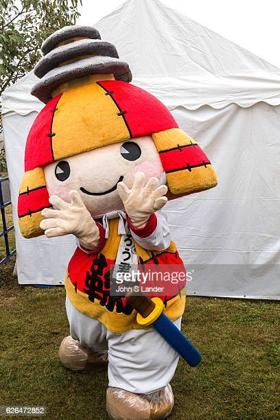 Korokun Kikuchi Castle Mascot Japanese celebrate the silly eccentric and adorable like no other country Its obsession with the yurukyara mascots is a...