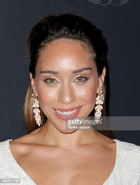 Korrina Rico attends Star Magazine's Scene Stealers party at W Hollywood on October 22 2015 in Hollywood California