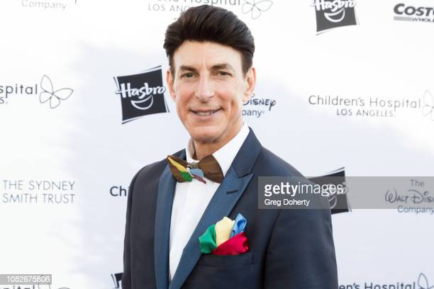 Korros attends 2018 From Paris With Love Children's Hospital Los Angeles Gala at LA Live Event Deck on October 20 2018 in Los Angeles California