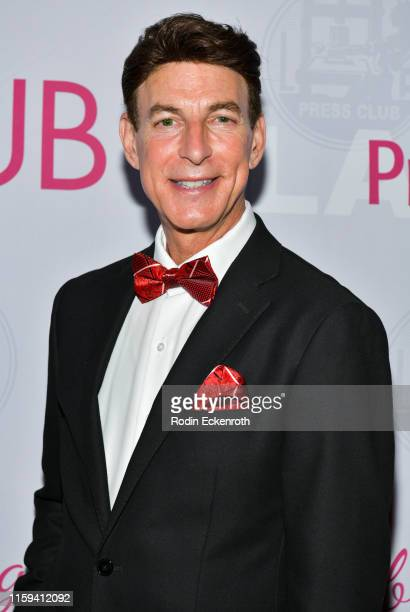 Korros attends the Los Angeles Press Club's 61st annual Journalism Awards Dinner at Millennium Biltmore Hotel on June 30 2019 in Los Angeles...