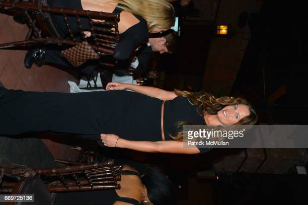 Kortnie Coles attends The Turtle Conservancy's 4th Annual Turtle Ball at The Bowery Hotel on April 17 2017 in New York City