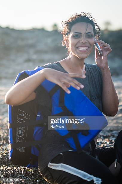 Kos on the brink as Mediterranean refugee crisis continues with many boats arriving each night from Turkey It is small trip only 3 miles but for...