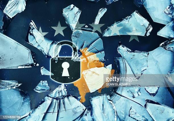 kosovo lockdown - kosovo stock pictures, royalty-free photos & images