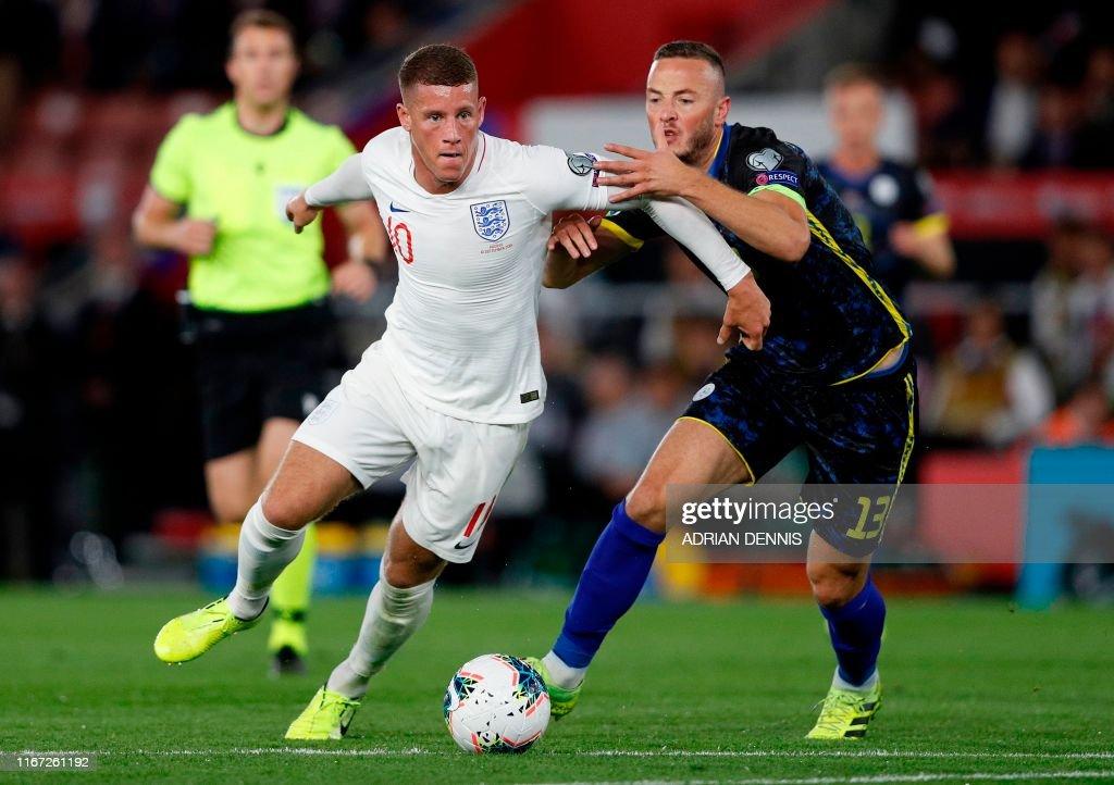 FBL-EURO-2020-QUALIFYING-ENG-KOS : News Photo