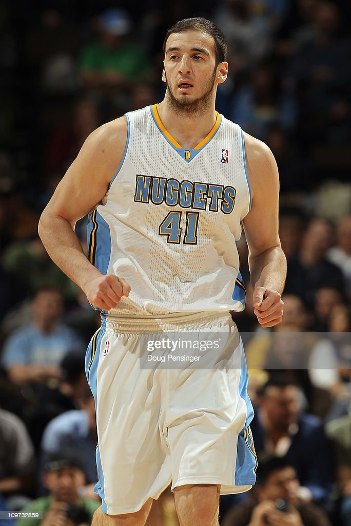 Charlotte Bobcats v Denver Nuggets : News Photo