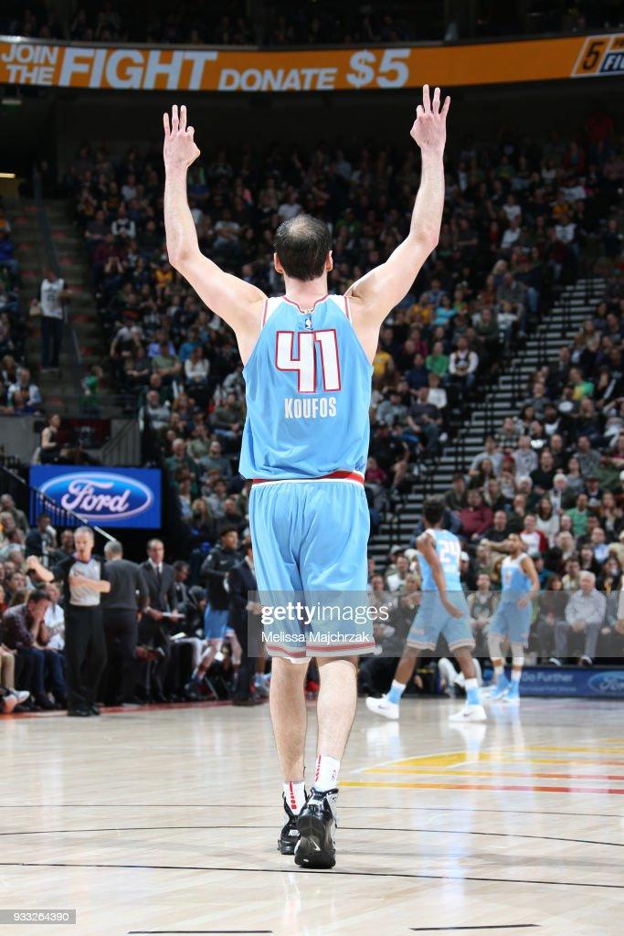 Sacramento Kings v Utah Jazz