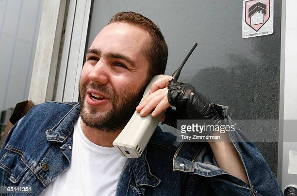 PHONE Kosta Tsiriotakis is really proud of his vintage analogue Motorola 'brick' phone which Rogers has said it will only continue providing service...