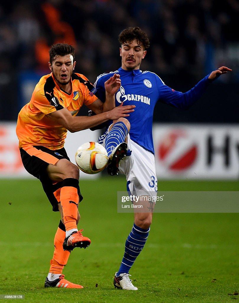 Apoel Schalke
