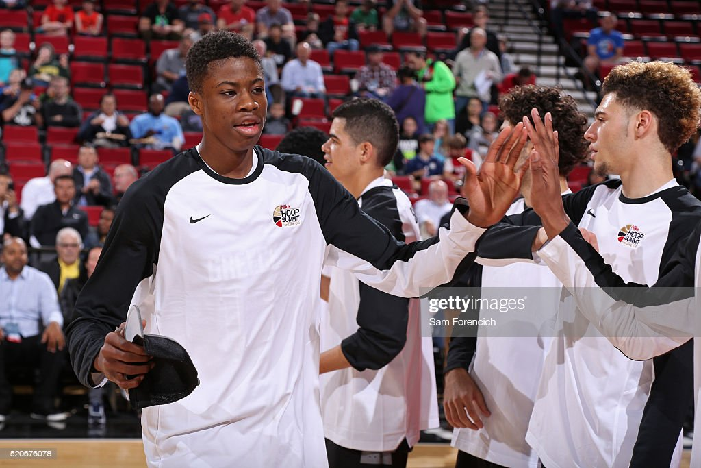 2016 Nike Hoop Summit