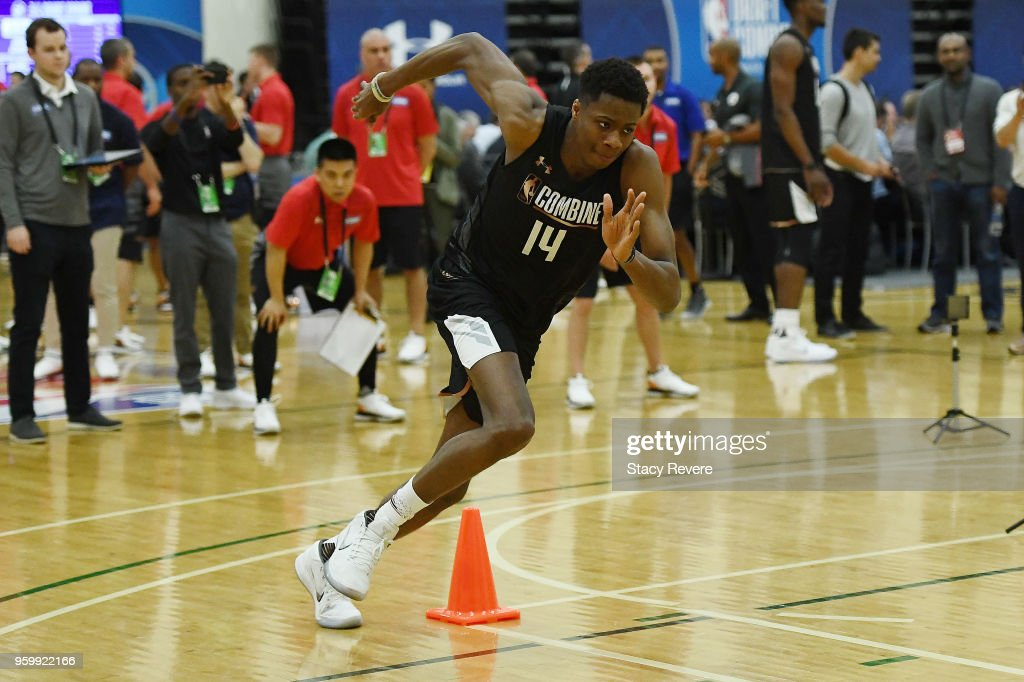 2018 NBA Draft Combine - Day 2