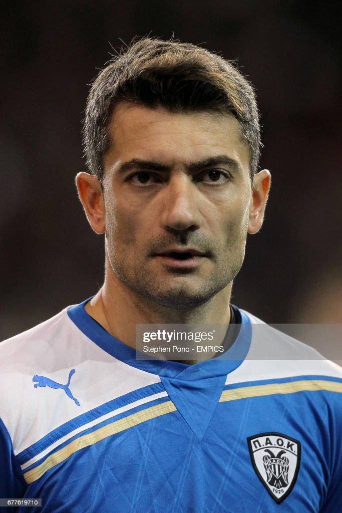 Soccer - UEFA Europa League - Group A - Tottenham Hotspur v PAOK Salonika - White Hart Lane : News Photo