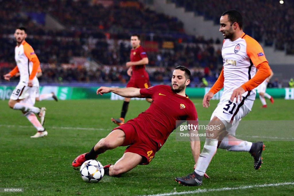 AS Roma v Shakhtar Donetsk - UEFA Champions League Round of 16: Second Leg : News Photo