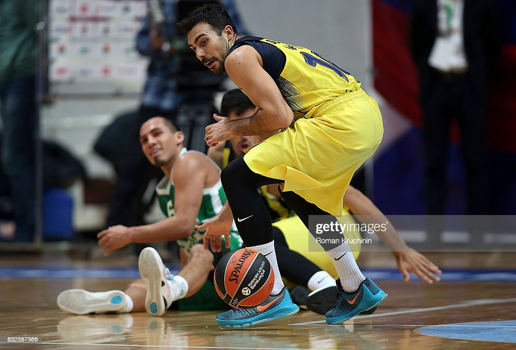 Unics Kazan v Fenerbahce Istanbul 2016/2017 Turkish Airlines EuroLeague : News Photo
